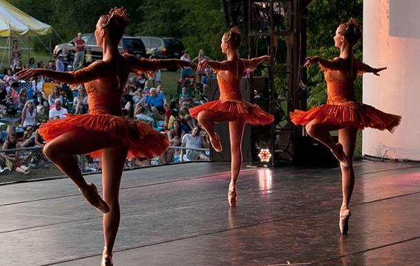 Intensive Summer Program Audition with Pittsburgh Ballet Theatre