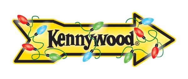 Holiday Lights at Kennywood Park | Pittsburgh, Pennsylvania ...