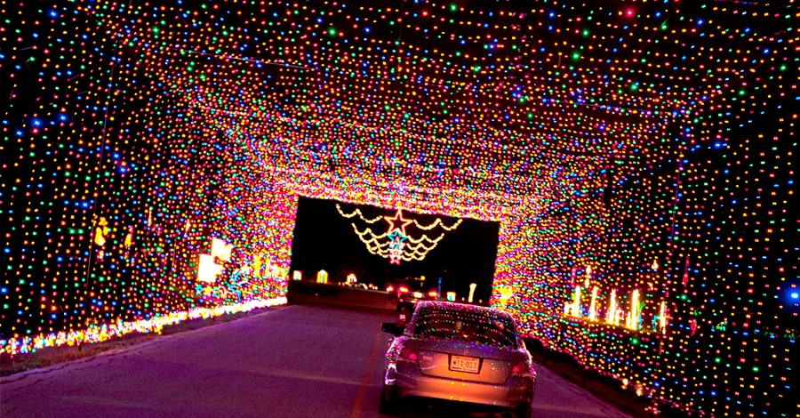 The Best Places To See Christmas And Holiday Lights In Pittsburgh |  Pittsburgh, Pennsylvania | Pittsburgh.Net Nice Ideas