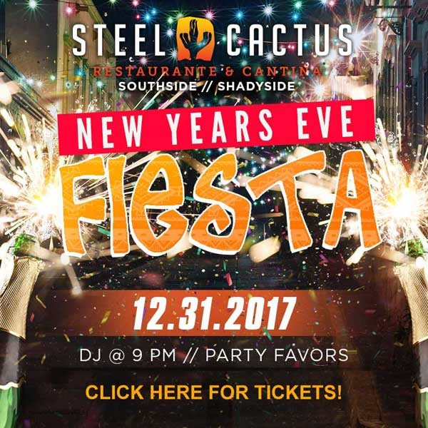 Steel Cactus Pittsburgh New Year's Eve Party - Southside ...