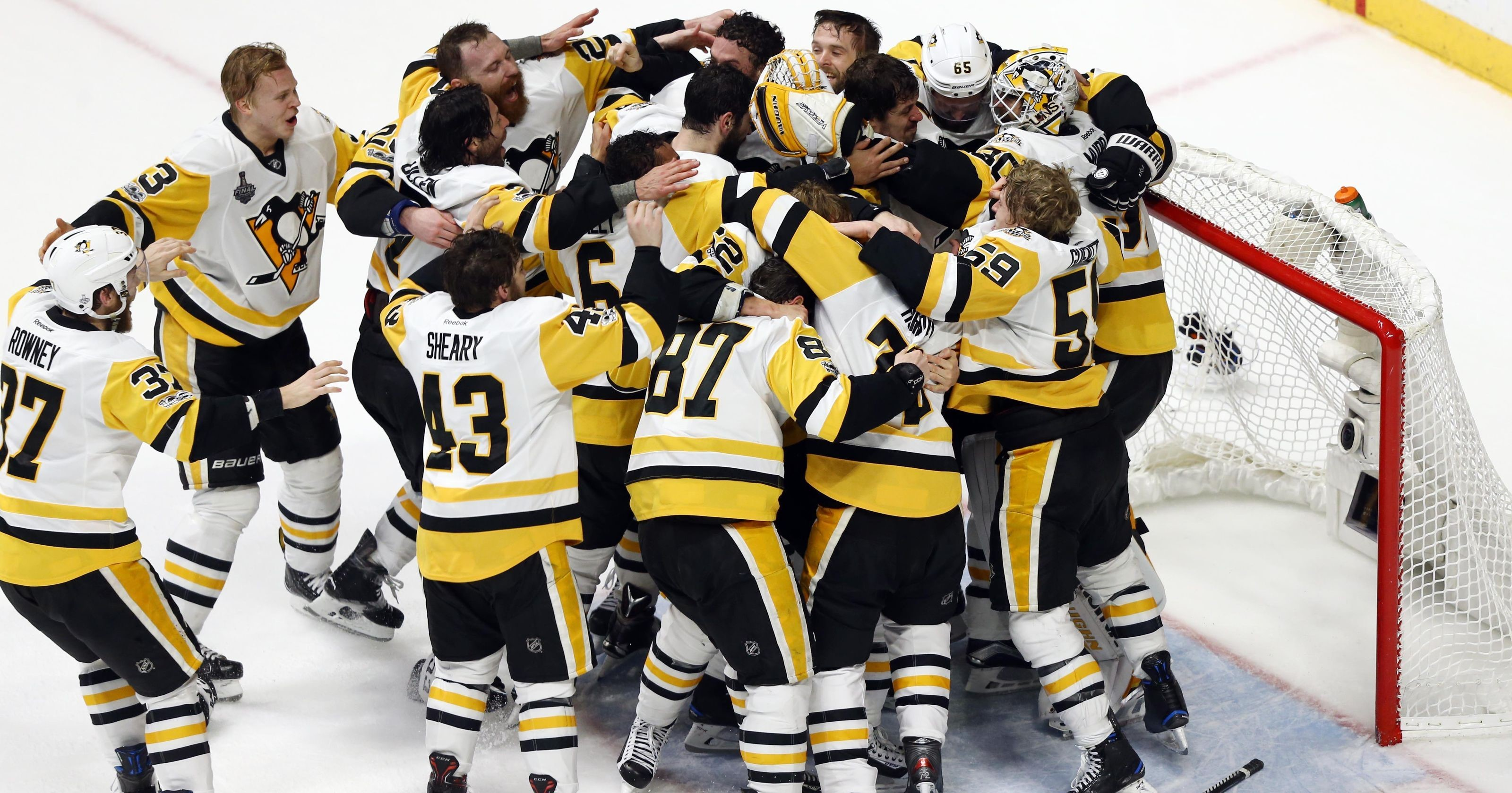 wholesale dealer 73a8e 726f9 Pittsburgh Penguins 2018 NHL Stanley Cup Playoffs ...