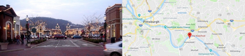 The Best Places For Holiday Shopping In Pittsburgh Pittsburgh