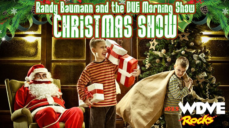 Christmas In Pittsburgh 2019.Randy Baumann And The Dve Morning Show Christmas Party